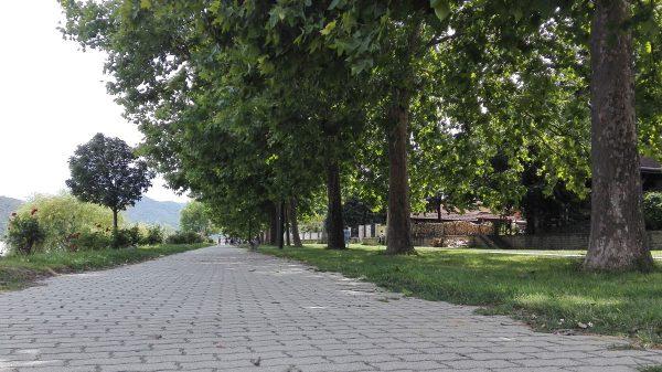 Dunakanyar kerekpárút Nagymaros