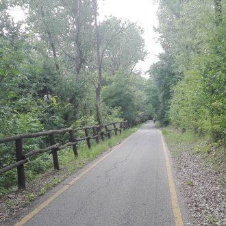 Dunakanyar kerékpárút Szob-Zebegény szakasz