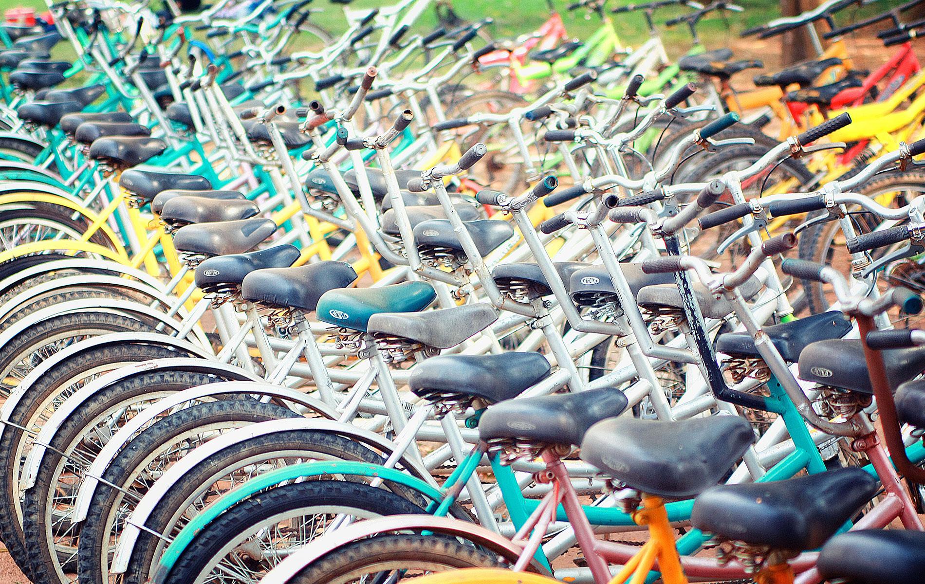 Biciklikölcsönző