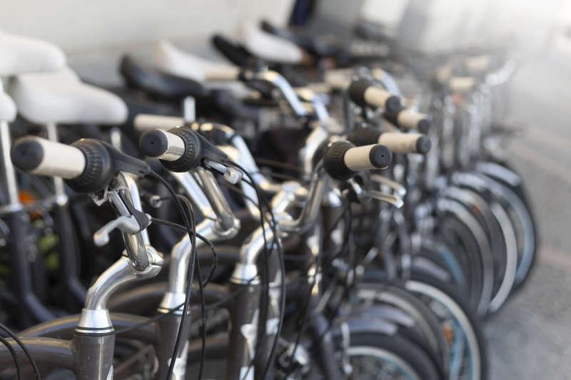 AKerékpárkölcsönzés a Tisza tónál