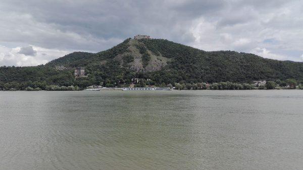 Dunakanyar kerekparút Nagymaros Dunapart