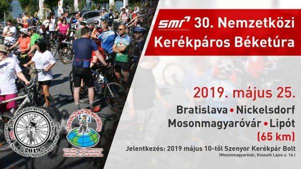 SMR 30. Nemzetközi Kerékpáros Béketúra